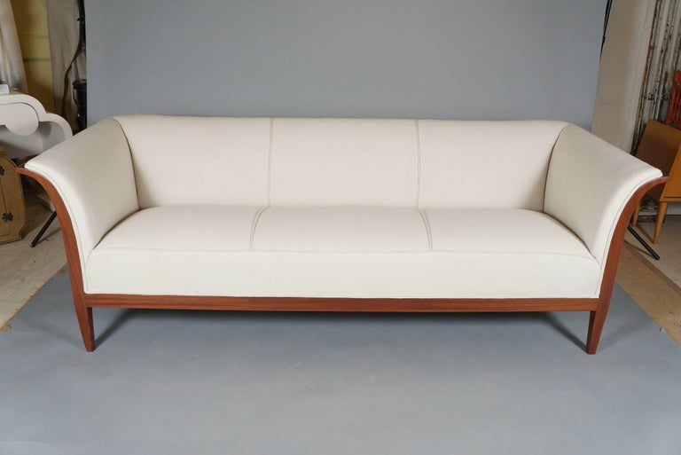 classic sofa by frits henningsen for sale at 1stdibs