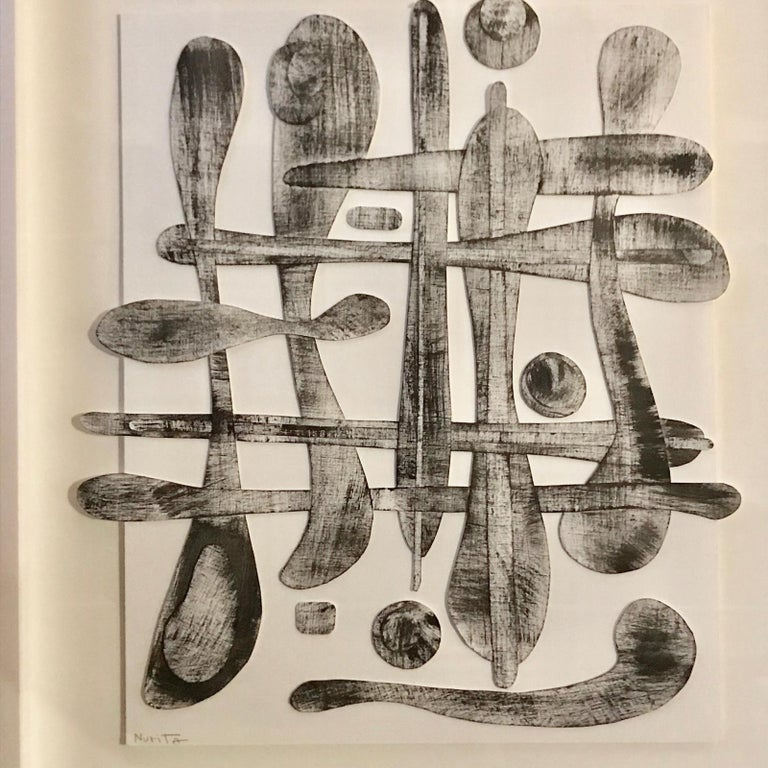 Contemporary American Artist Nurit Amdur, United States In Excellent Condition For Sale In New York, NY