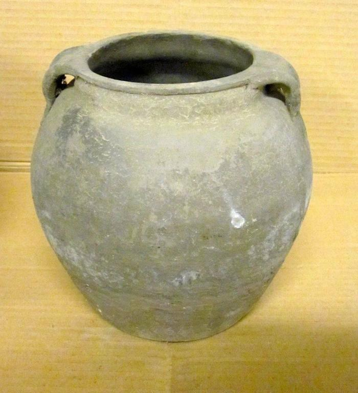 Terra Cotta Weathered Charcoal Pots, China For Sale 2