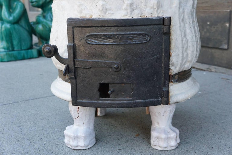 Late 18-Early 19th Century Glazed Stove from the Estate of Paul & Bunny Mellon 6