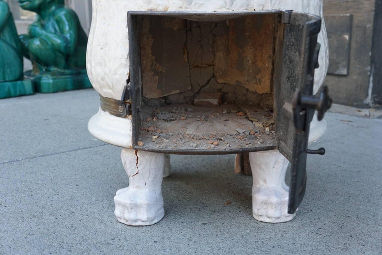 Late 18-Early 19th Century Glazed Stove from the Estate of Paul & Bunny Mellon 7