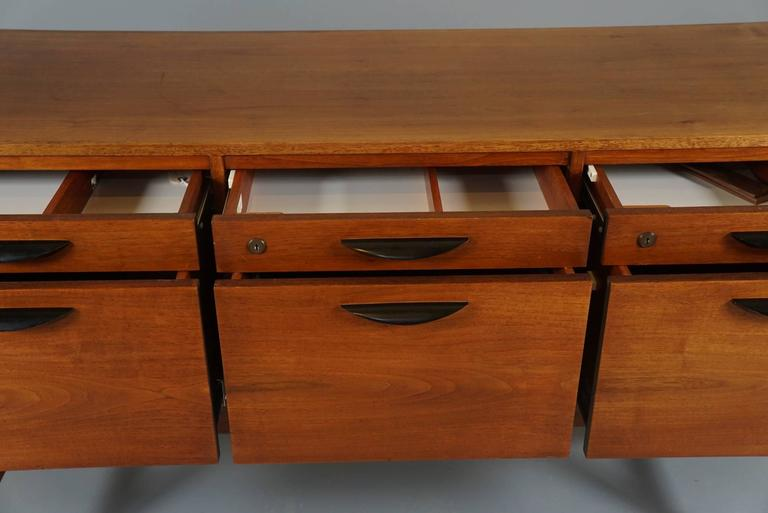 Rosewood Console by Jens Risom 4