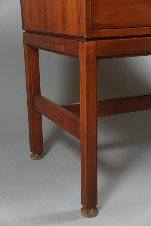 Rosewood Console by Jens Risom 3