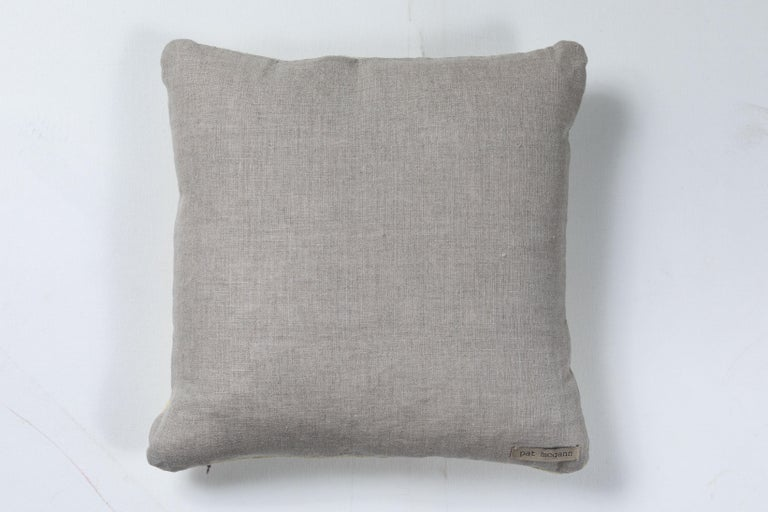African Asoke Pillow In Good Condition For Sale In Los Angeles, CA