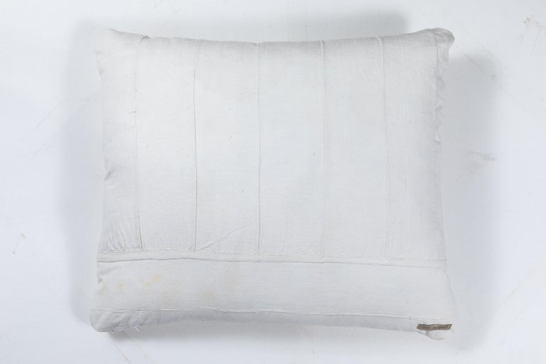 Nigerian African Embroidery Pillow For Sale