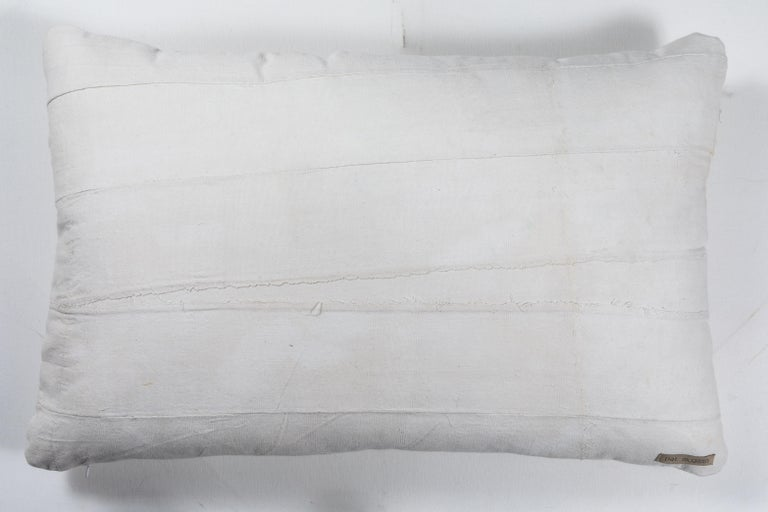 Embroidered African Embroidery Pillow For Sale