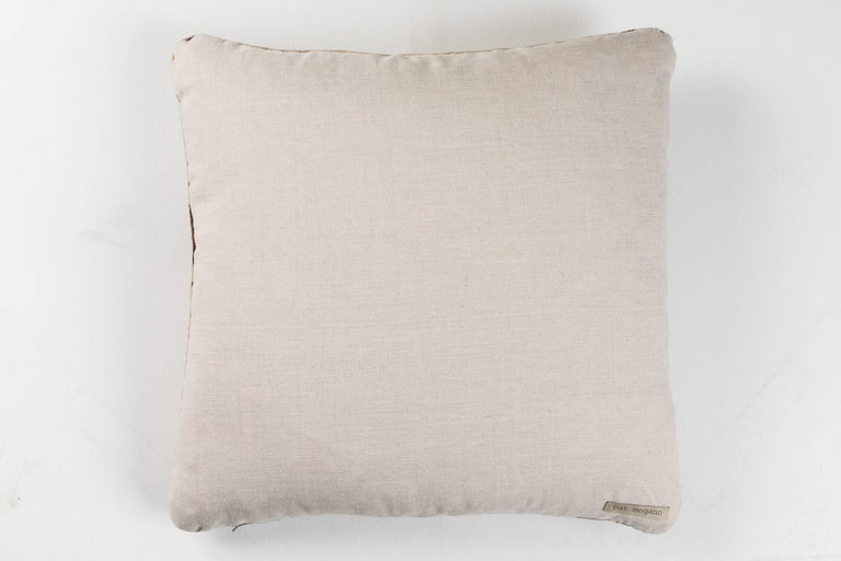 Memo Indian Handwoven Pillow In Excellent Condition For Sale In Los Angeles, CA