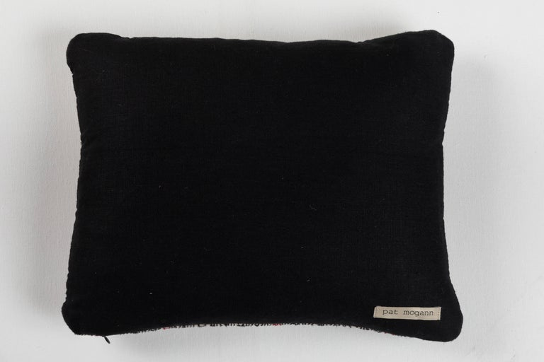 Afghani Nuristan Pillow In Good Condition For Sale In Los Angeles, CA