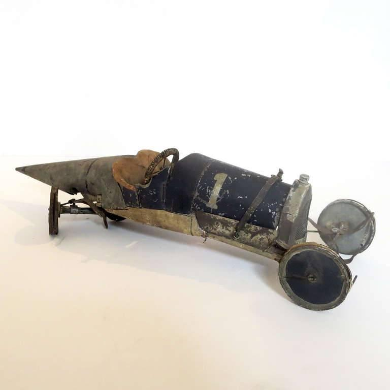 Handmade Silent Film Movie Props Crash Cars For Sale At 1stdibs