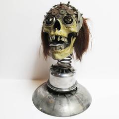 "Baron Margo Lifesize ""Bobbing Head"" Sculpture"