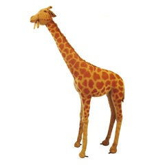 Steiff Display Giraffe