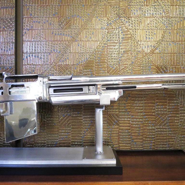 Mid-20th Century Bar Rifle Oversized Training Display Model For Sale