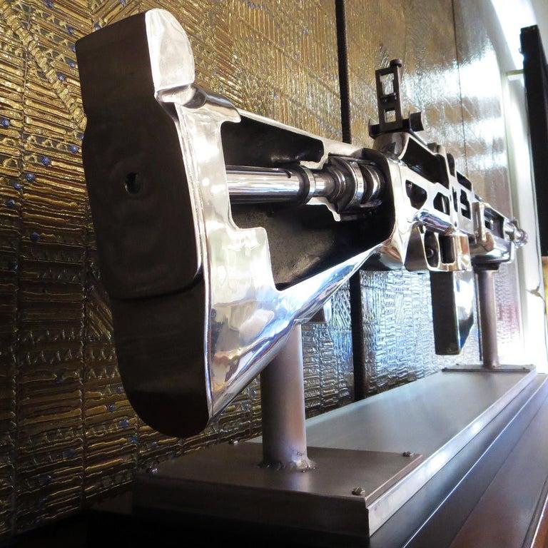 Bar Rifle Oversized Training Display Model For Sale 4