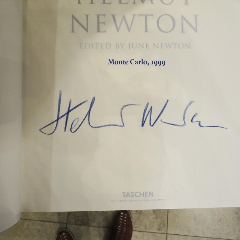 Helmut Newton Sumo Book on Philippe Starck Chrome Stand In Excellent Condition For Sale In Los Angeles, CA