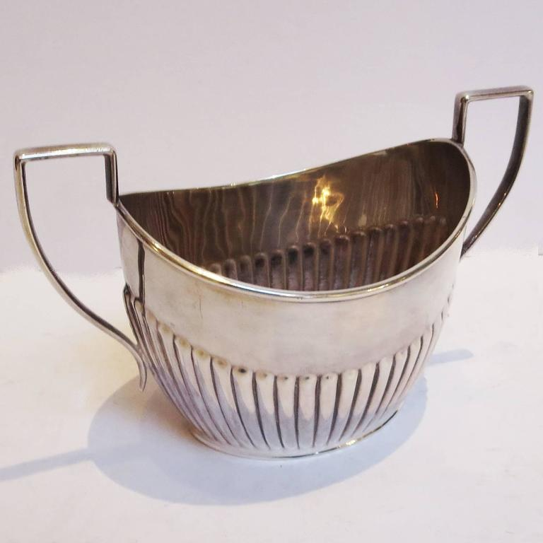 Art Deco Silver Plated Coffee and Tea Service 4