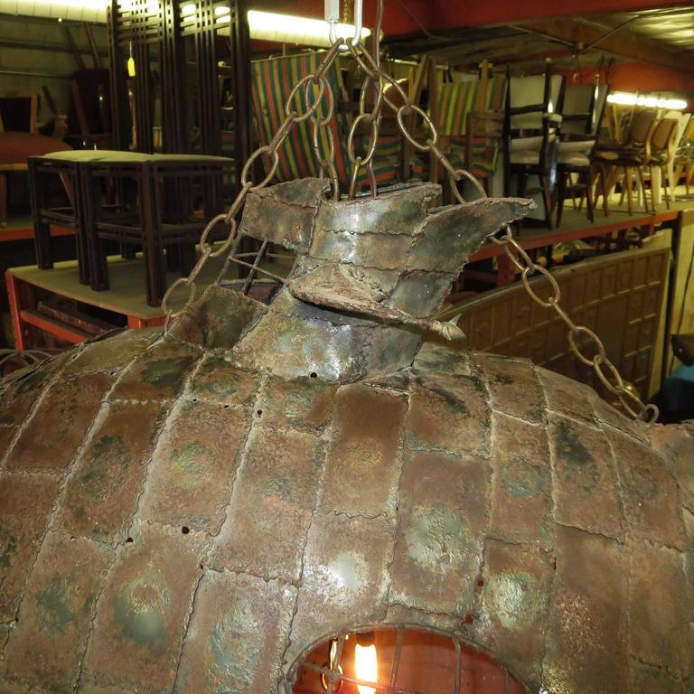 Jules Verne's Nautilus Ship Hanging Sculpture 8