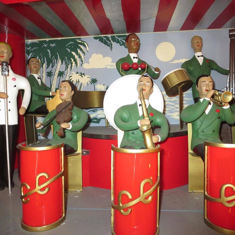 """Chicago Coin's Mechanical """"Band Box"""" Automated Orchestra 4"""