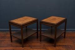 Johann Tapp End Tables for Gump's