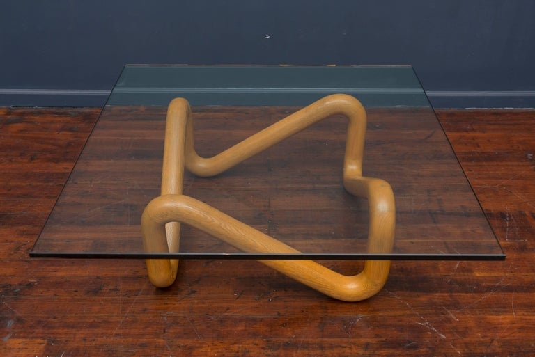 American Harvey Probber Mid Century Coffee Table For Sale