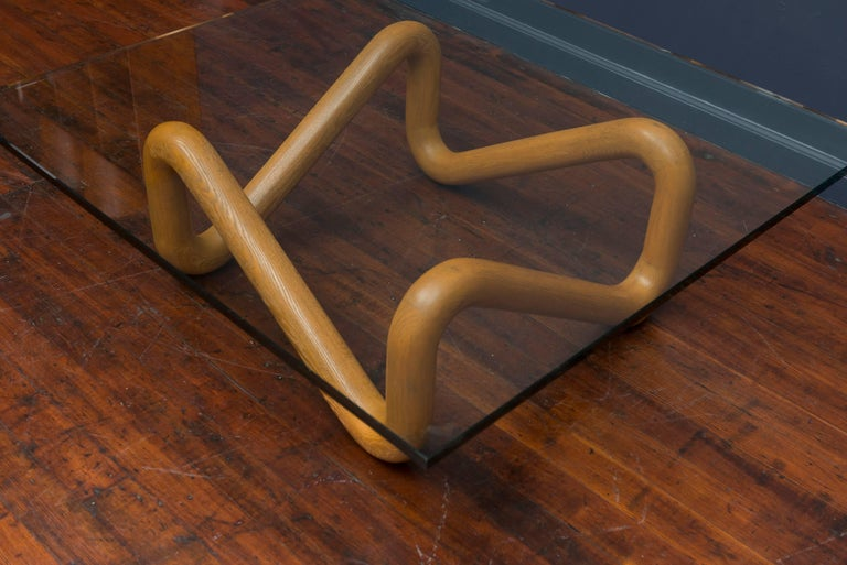 Harvey Probber Mid Century Coffee Table In Excellent Condition For Sale In San Francisco, CA