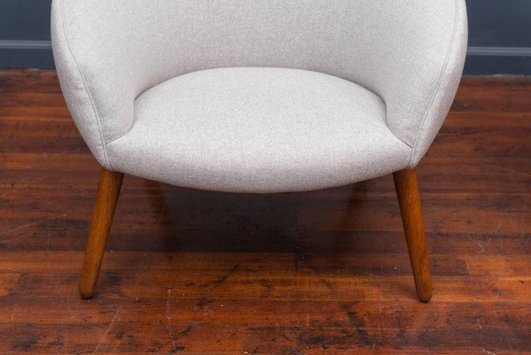 Scandinavian Modern Nanna Ditzel AP 26 Lounge Chairs For Sale
