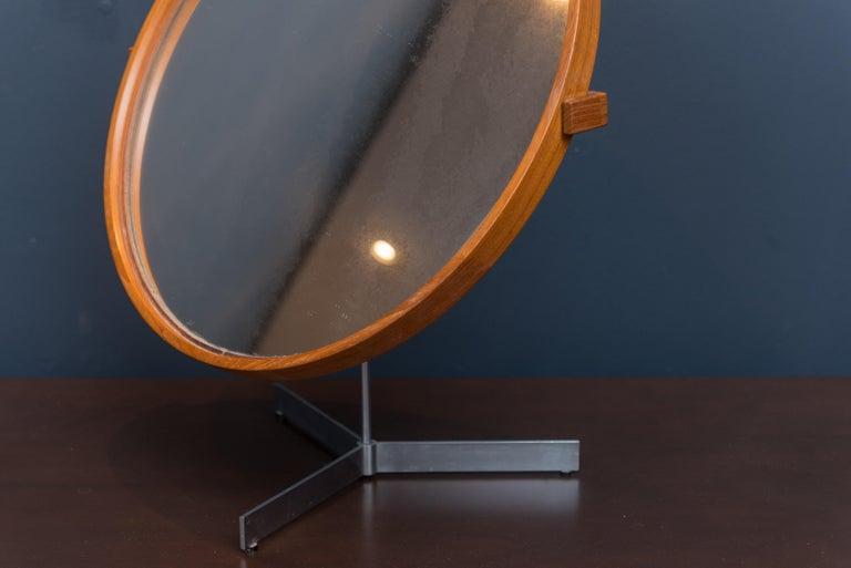 Mid-20th Century Danish Vanity Mirror For Sale