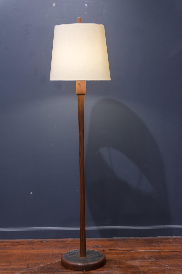 Martz Marshall Studios Floor Lamp In Excellent Condition For Sale In San Francisco, CA