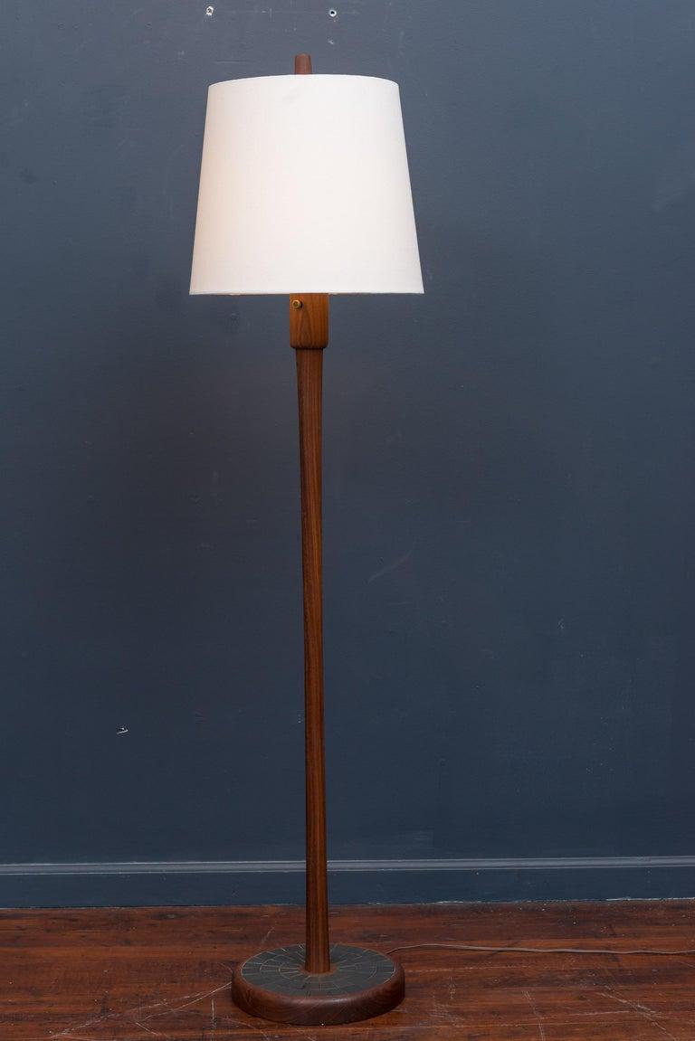Mid-20th Century Martz Marshall Studios Floor Lamp For Sale
