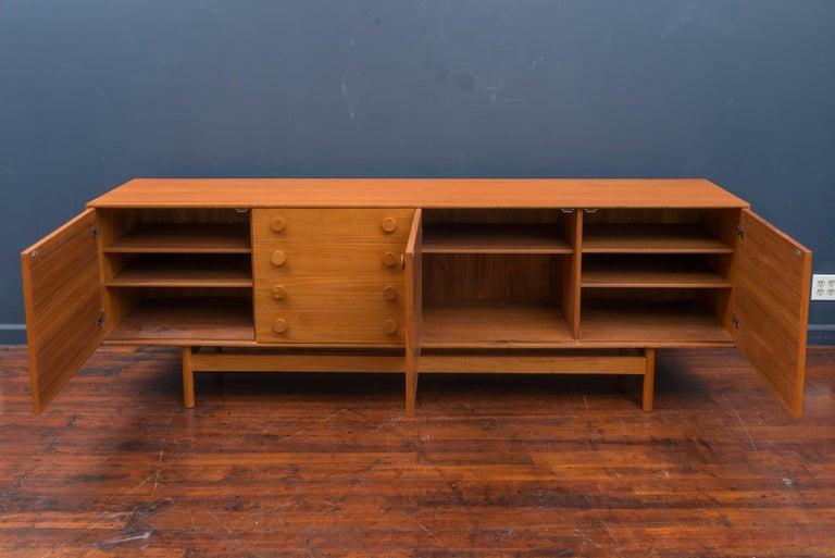 Danish I.b. Kofod-Larsen Credenza For Sale
