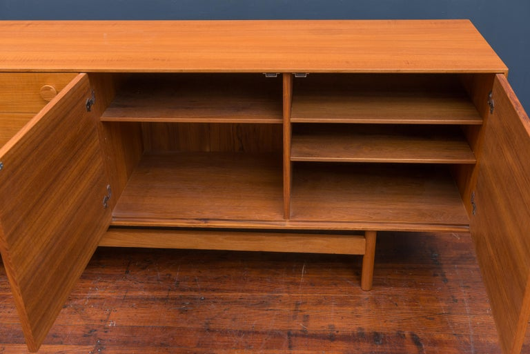 I.b. Kofod-Larsen Credenza In Excellent Condition For Sale In San Francisco, CA