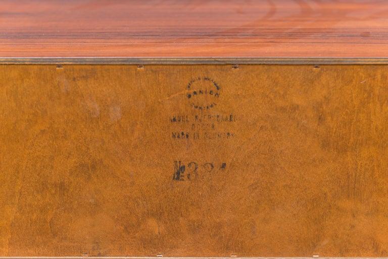 Mid-20th Century Askel Kjersgaard Danish Rosewood Nightstands for Odder For Sale