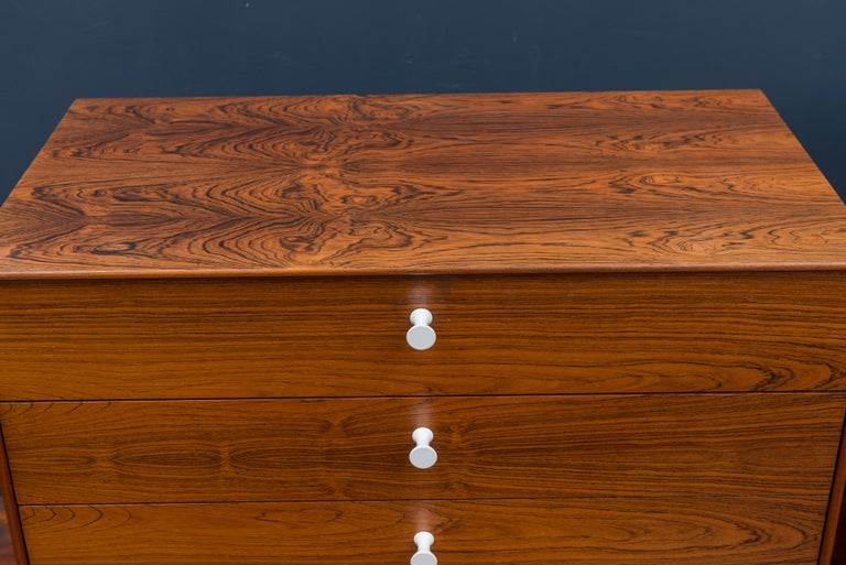 George Nelson Rosewood Chests for Herman Miller In Good Condition For Sale In San Francisco, CA