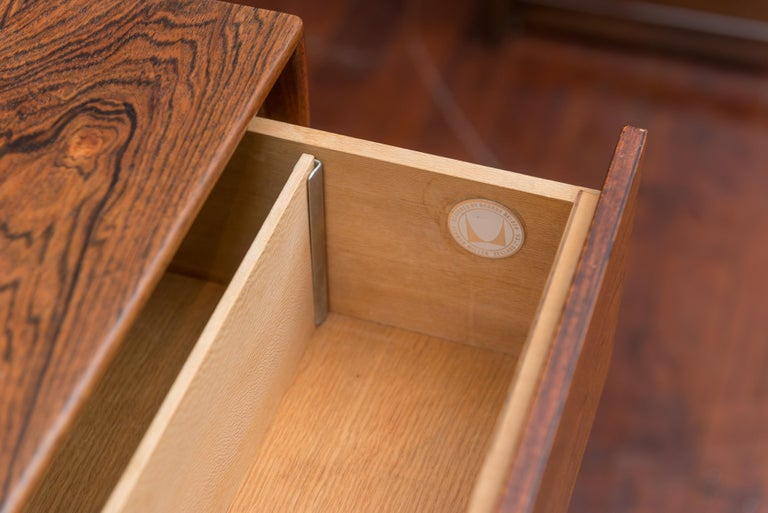 George Nelson Rosewood Chests for Herman Miller For Sale 2
