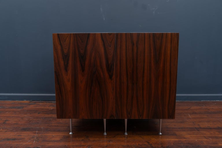 George Nelson Rosewood Chests for Herman Miller For Sale 3