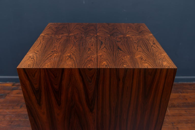 George Nelson Rosewood Chests for Herman Miller For Sale 4