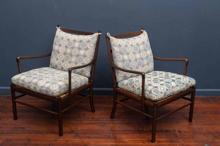 Ole Wanscher Colonial Chairs For Sale 1
