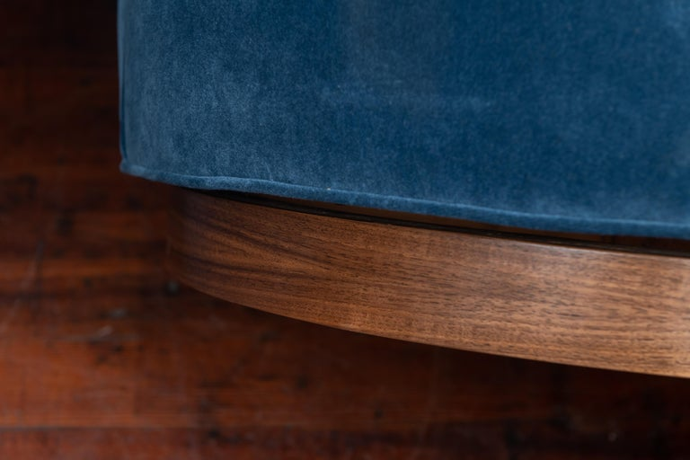Dunbar Swivel Club Chairs For Sale 2