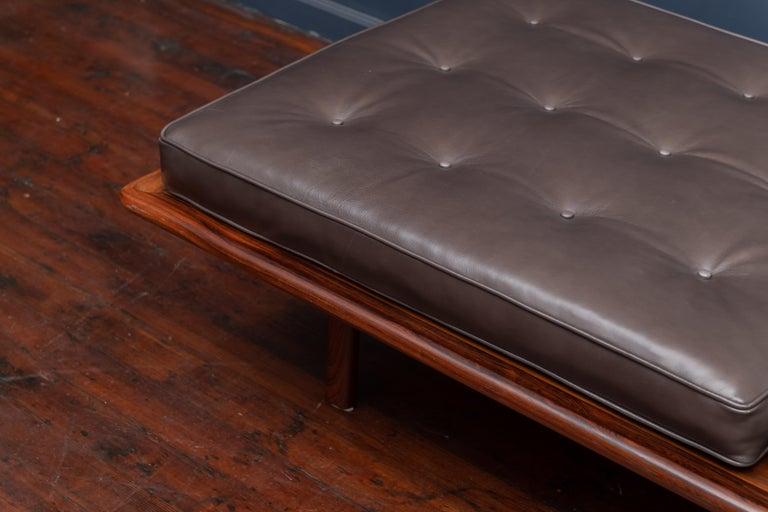 Mid-Century Modern Sergio Rodrigues Rocio Bench for OCA For Sale