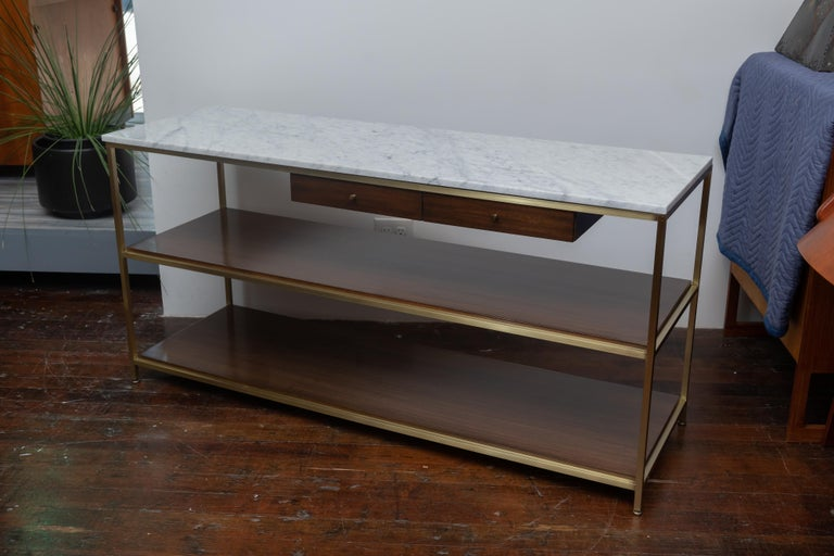 American Paul McCobb Console Table For Sale