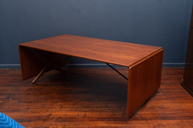 Hans Wegner Dining Table Model AT-314 For Sale 2