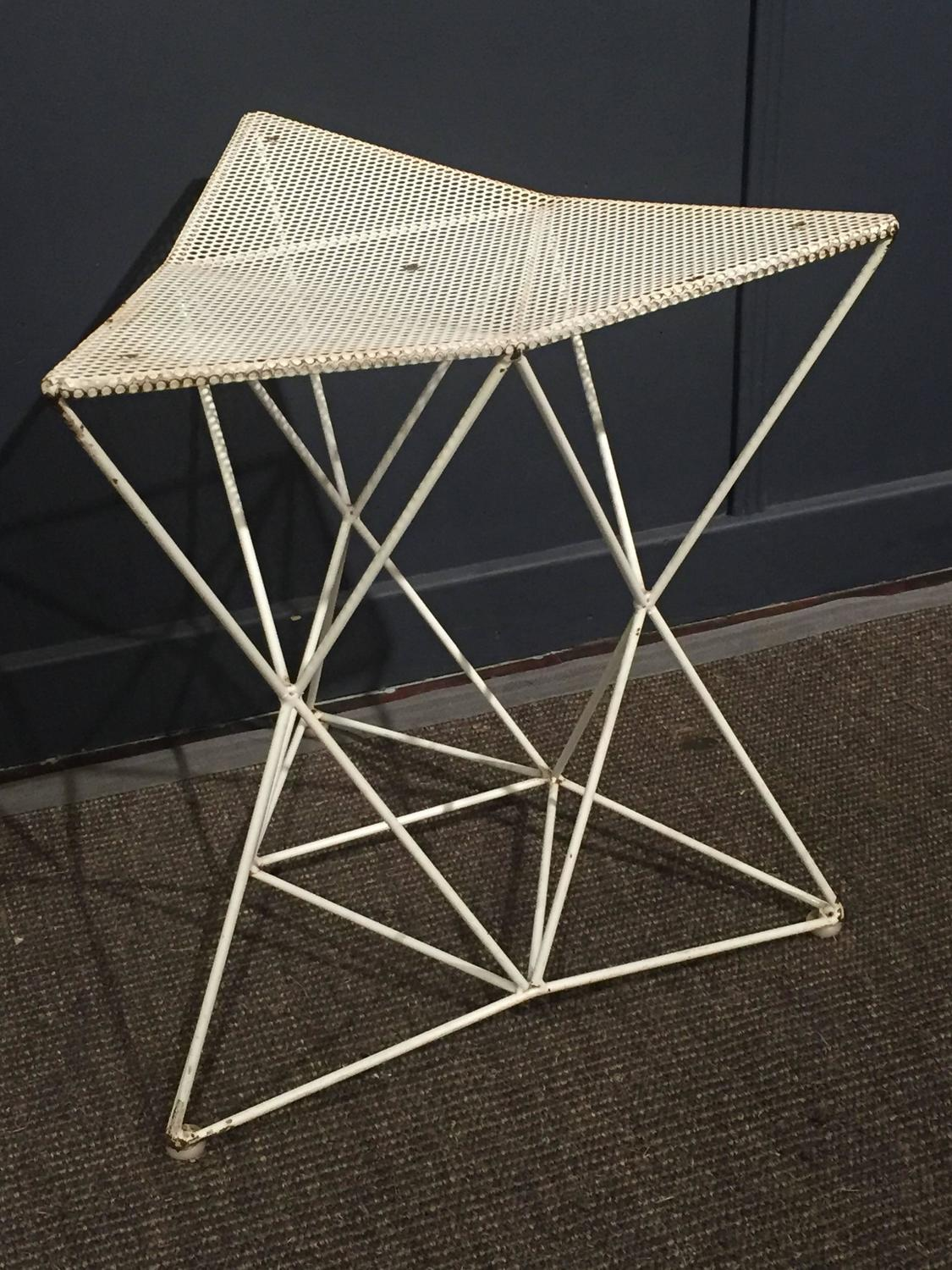 Triangular Origami Stool For Sale At 1stdibs