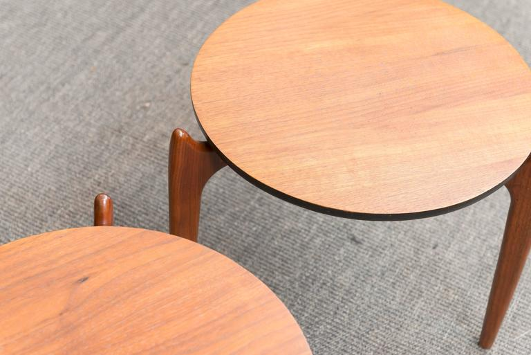Mid-20th Century Adrian Pearsall Tables For Sale