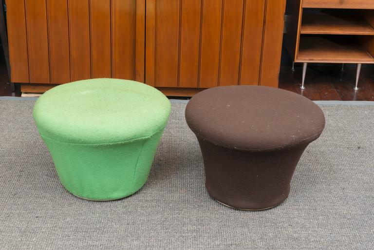 Pierre Paulin Mushroom Ottoman for Artifort 2