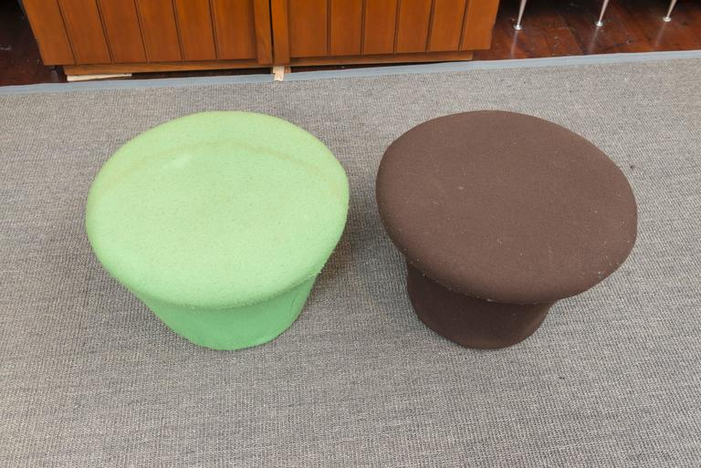 Pierre Paulin Mushroom Ottoman for Artifort 3