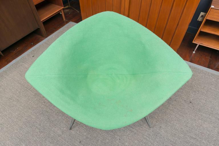Mid-Century Modern Harry Bertoia Diamond Chair for Knoll For Sale