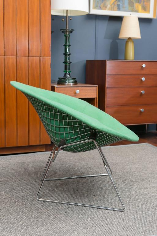 American Harry Bertoia Diamond Chair for Knoll For Sale