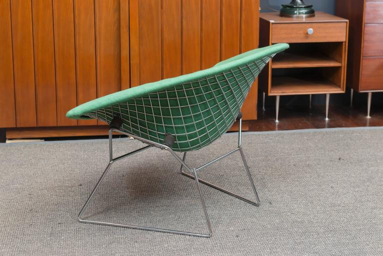 Harry Bertoia Diamond Chair for Knoll In Excellent Condition For Sale In San Francisco, CA