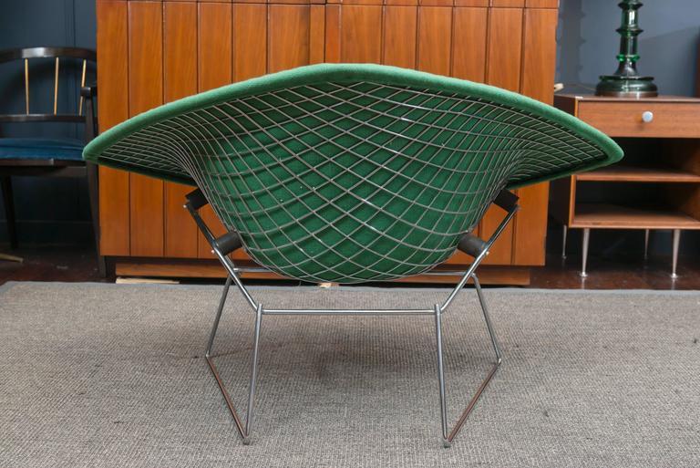 Harry Bertoia Diamond Chair for Knoll For Sale 1
