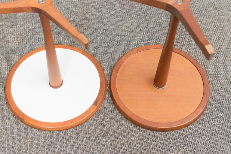 Mid-20th Century Hans C Andersen Side Table For Sale