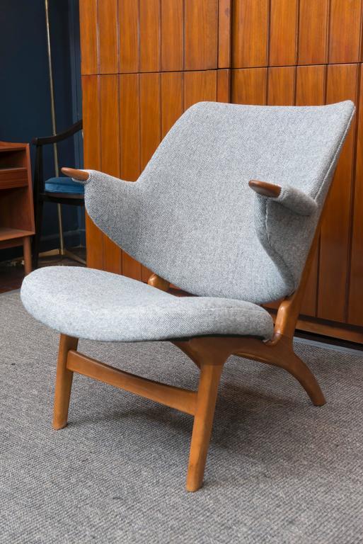 Scandinavian Modern Lounge Chair 3